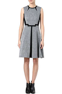 SPORTMAX Nevada flared dress
