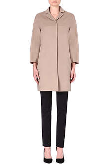 S MAX MARA Nilla wool coat