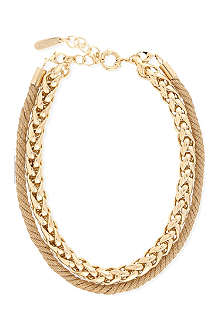 MAX MARA Thick chain necklace