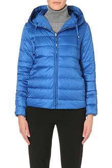 MAX MARA CUBE Noveaa short padded jacket