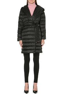 MAX MARA CUBE Reversible quilted coat