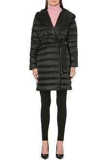 MAX MARA CUBE Reversible quilted coat