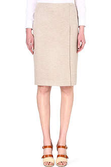 MAX MARA Nuccia wool pencil skirt