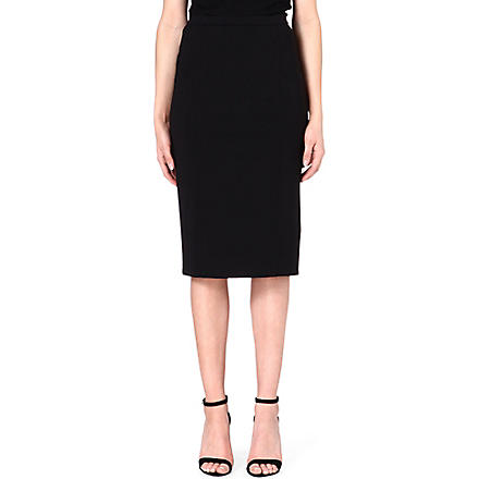 MAX MARA STUDIO Olaf pencil skirt (Black