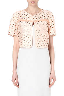 MAX MARA PIANOFORTE Olinda laser-cut jacket