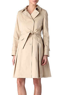 MAXMARA STUDIO Onde trench coat