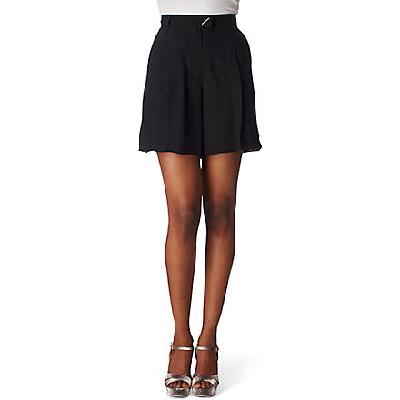 MAXMARA Orca shorts (Black