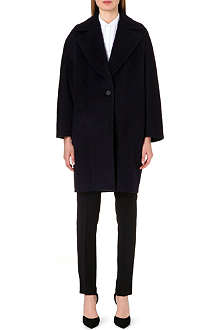 MAX MARA Ozio wool and alpaca-blend coat