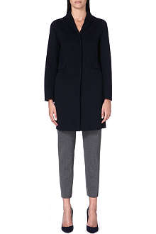 S MAX MARA Papaile wool and angora-blend coat