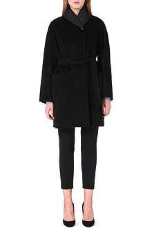 MAX MARA Pausa reversible cashmere coat