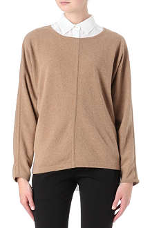 MAX MARA Pedina cashmere and wool jumper
