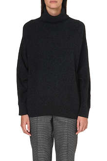 MAX MARA Perka wool and cashmere-blend jumper