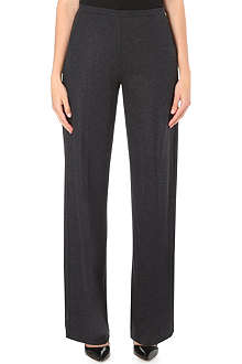 MAX MARA Wide-leg wool trouser