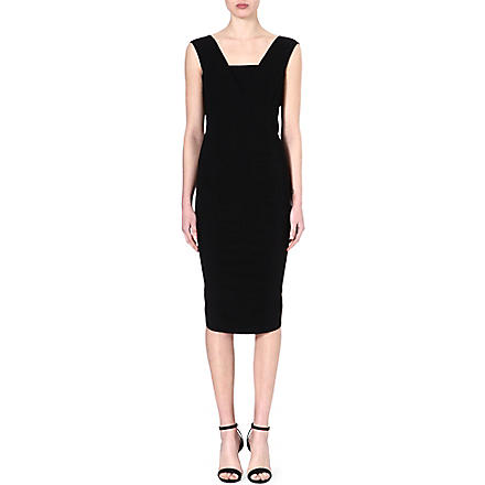 SPORTMAX Ramo dress (Black