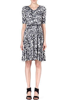 MAX MARA STUDIO Rino floral dress