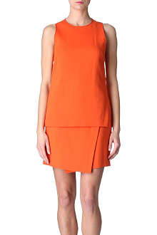 SPORTMAX Rolf double-layered dress