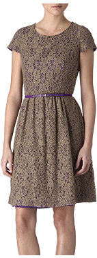 MAXMARA STUDIO Sacha lace dress