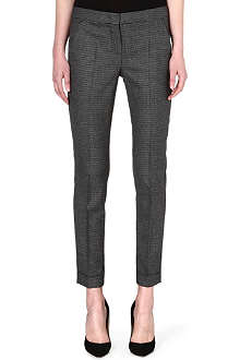 SPORTMAX Samba cropped trousers