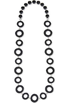 S MAX MARA Circle chain necklace