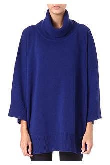 MAX MARA Turtleneck wool and cashmere jumper