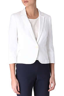 MAXMARA STUDIO Sesia stretch-cotton blazer