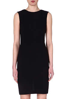 MAX MARA PIANOFORTE Crepe shift dress