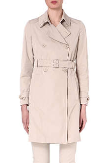 MAX MARA Superga trench coat