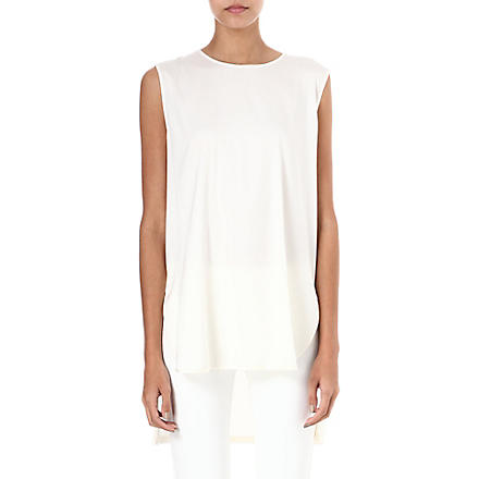 SPORTMAX Sleeveless tunic (White