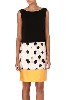 MAXMARA STUDIO Tecla printed shift dress