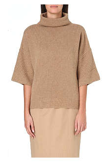 MAX MARA Titania wool and cashmere-blend jumper