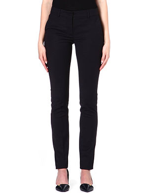 SPORTMAX Tokio slim-fit trousers
