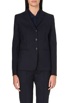 MAX MARA Ugola stretch-wool blazer