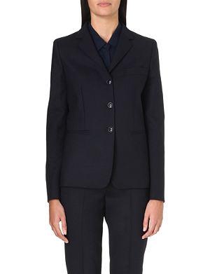 MAX MARA Ugola stretch-wool blazer