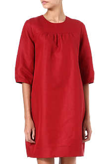 S MAX MARA Round-neck tunic dress
