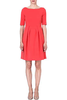 MAX MARA STUDIO A-line crepe dress