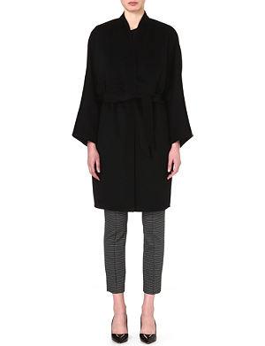 MAX MARA Cashmere wrap coat