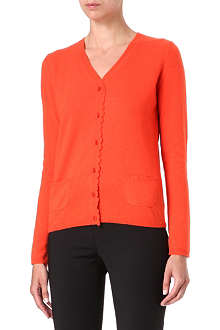 MAX MARA STUDIO V-neck long-sleeved cardigan