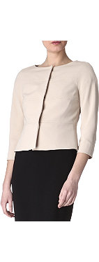MAXMARA STUDIO Collarless jacket