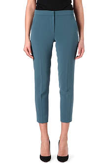 MAX MARA Straight cropped trousers