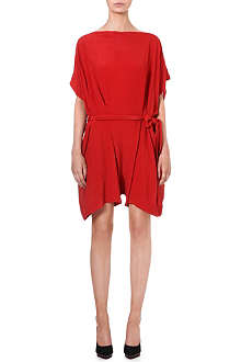 ANGLOMANIA Square Mile crepe jumpsuit