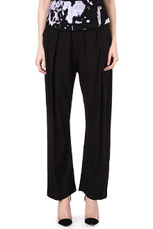 ANGLOMANIA Realm wide-leg trousers