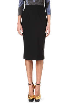 ANGLOMANIA Basic pencil skirt