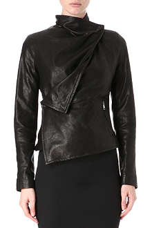 ANGLOMANIA Voodoo leather jacket