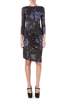 ANGLOMANIA Melita printed dress