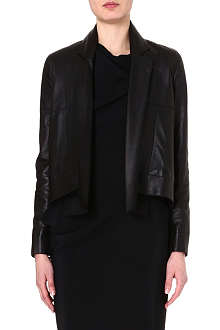 ANGLOMANIA Renee leather jacket