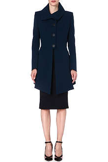 ANGLOMANIA Imperial crepe coat
