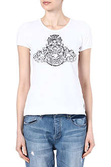 ANGLOMANIA Mayan Mask t-shirt