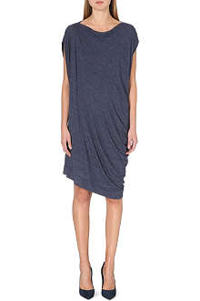 ANGLOMANIA Morph draped dress
