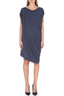 ANGLOMANIA Morph draped dress