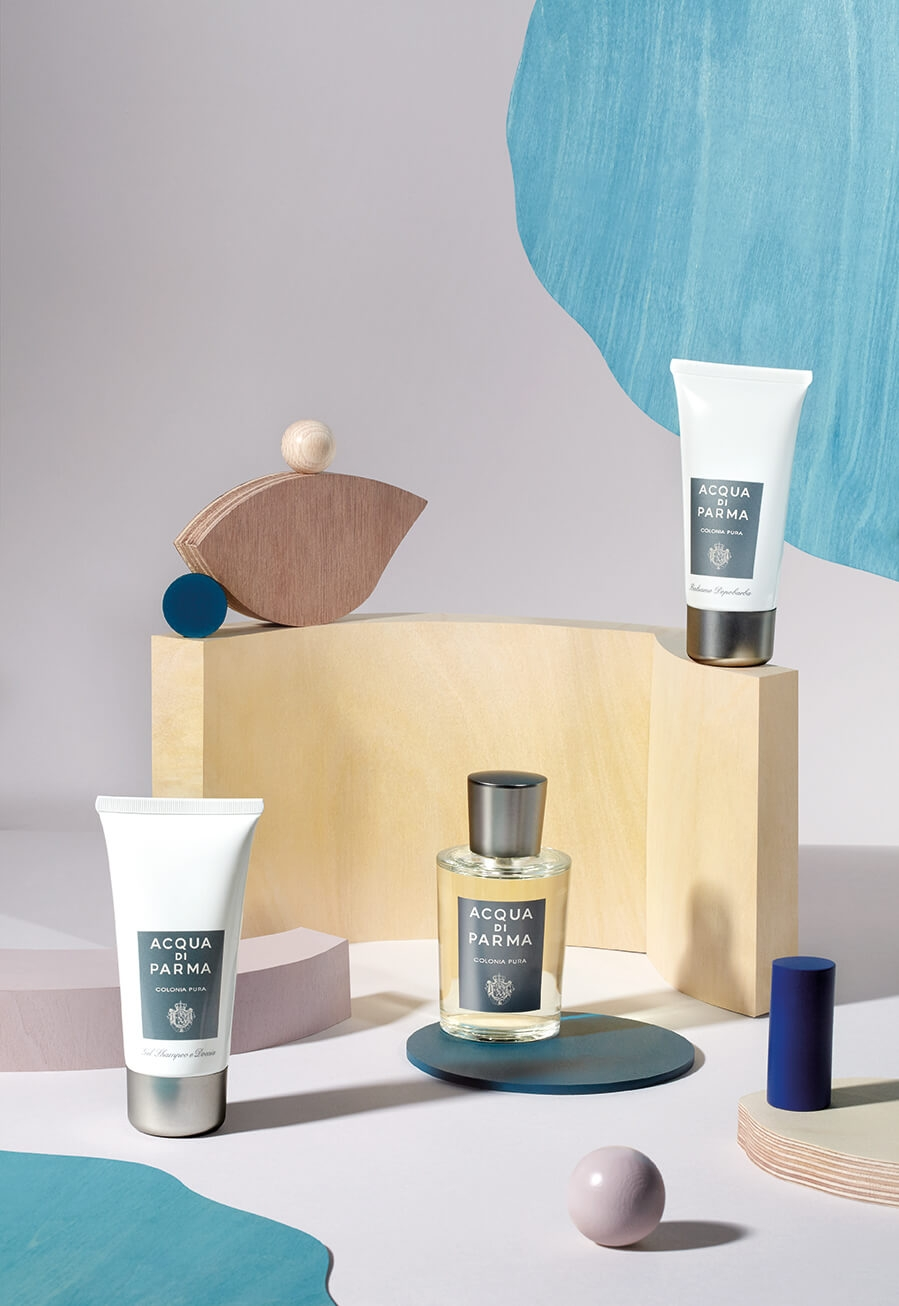 Acqua di Parma Colonia Pura coffret